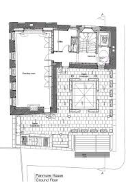 panmure ground and first floor plan