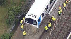 shorted cable blamed for test track crash of new bart car cbs