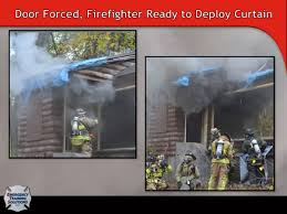 Door Draft Curtain Draft Curtain Tactics An Evaluation Of Flow Path Control Fire
