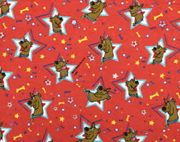 scooby doo wrapping paper scooby doo jewelry etsy