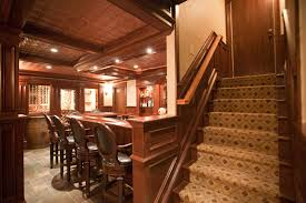 Custom Basement Doors - killer custom basement wine cellar and bar building wine cellars