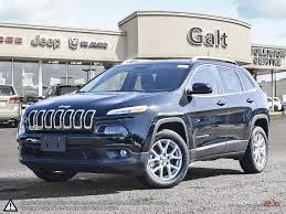 jeep cherokee back new 2018 jeep cherokee north uconnect back up cam remote start for