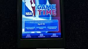 nba mobile app android the nba comes to android