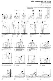 Dining Room Chair Dimensions by Image Result For Ergonomic Human Factor For Chairs Chair Pinterest