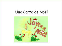 french christmas cards by frenchgerman teaching resources tes