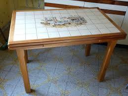 table de cuisine en bois avec rallonge androidanalyse com