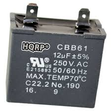 C61 Ceiling Fan Capacitor by 12uf Capacitor Ebay