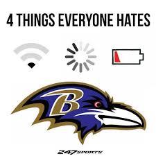 Steelers Ravens Meme - i hate the baltimore ravens home facebook