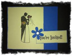 creative wedding invitation u2013 elder ninja
