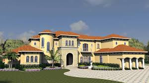 plan 31842dn mediterranean masterpiece architectural design