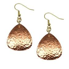 earrings s handmade copper jewelry collection s brana handmade jewelry