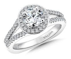 round halo rings images Shira diamonds round cut halo diamond ring engagement rings jpg
