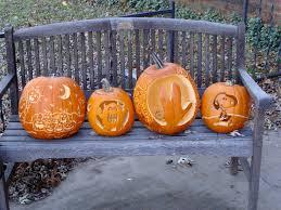 pumpkin carving let them eat cake