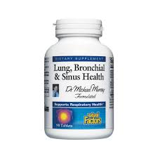 lung bronchial sinus health 90 tabs sexual health sleep