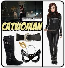Catwoman Halloween Costumes Girls Fidm U0027s Fashionclub Daily Superhero Halloween