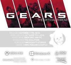 neogaf amazon black friday gears of war 4 ot still epic neogaf