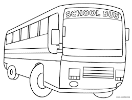 printable bus coloring page for kids cool2bkids car