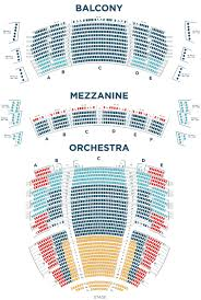 seat map denver theatre the buell theatre dcpa