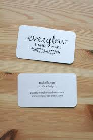 Embossed Business Cards Sydney Handmade Embossed Business Cards U2014 Everglow Handmade