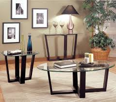 black glass coffee table set metal base how to decorate black