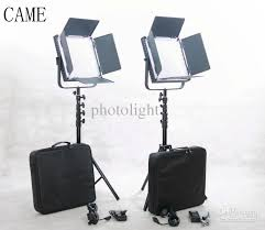 cheap studio lights for video high cri bi color 900 led video light broadcast studio lighting
