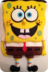 sponge bob cakes spongebob squarepants cake