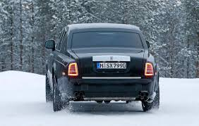 roll royce car 2018 the posh roader rolls royce confirms suv for 2018 by car magazine