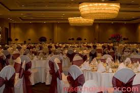 Wedding Decoration Rentals Vancouver Wedding Decor U0026 Party Rentals Rose Music Chair Covers
