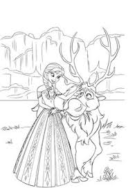 disney frozen coloring pages large views pdf color