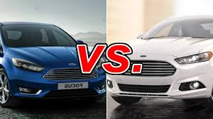 2013 ford fusion vs hyundai sonata ford focus vs ford fusion carsdirect
