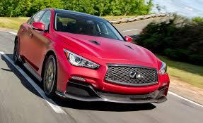infiniti nissan 2016 infiniti q50 eau rouge performance sedan not necessarily dead
