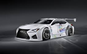 lexus rcf white lexus rc f gt3 concept wallpaper hd car wallpapers