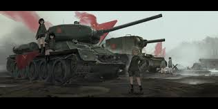 Girls Und Panzer Meme - girls und panzer realistic edition image anime fans of