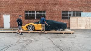 How Much Is A Centenario Two New Lamborghini Centenarios Have Landed In The U S