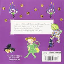 Halloween Poems Kindergarten Amazon Com The Night Before Halloween 9780448419657 Natasha