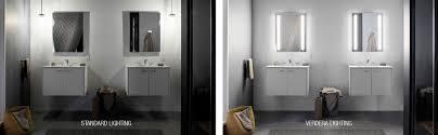 Lighted Bathroom Cabinet Lovely Ideas Lighted Medicine Cabinet Mirror Ascension Left
