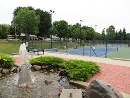 lighted tennis courts near me tom o leary tennis courts bismarck parks recreation
