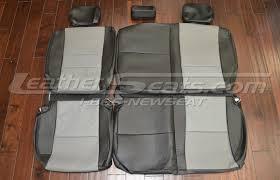 2008 toyota tundra seat covers toyota tundra leather interiors