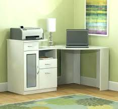 Small Corner Desk With Drawers Small Desk With Storage Furniture Elegance Computer Desk With 2
