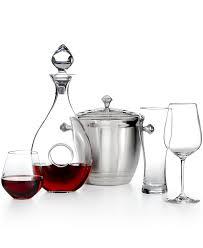 Spode Christmas Tree Martini Glasses Set 4 by Glassware And Stemware Macy U0027s