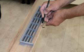 plinthe cuisine plinthe pour meuble de cuisine gallery of plinthe bois pour meuble