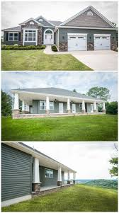 One Story Farmhouse 29 Best The Mcallister Exterior Images On Pinterest Exterior