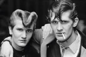 teddy boy hairstyle teddy boy oibaldyblog