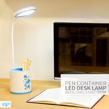 led usb recharge desk table lamp dimmable brightness eye