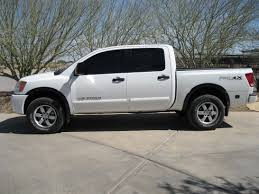nissan frontier lift kit before and after lift kit or leveling kit nissan titan forum