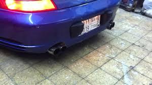 bisimoto porsche 996 porsche 996tt with switzer exhaust youtube
