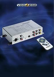 tv guide dayton vdo dayton car video system mi 2200 user guide manualsonline com