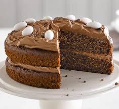 lighter chocolate cake with chocolate icing recipe bbc good food
