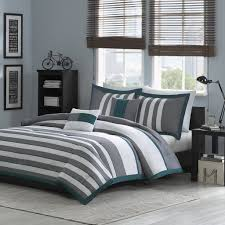 White And Teal Comforter Intelligent Design Bedding U2013 Ease Bedding With Style