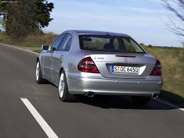 mercedes e class 2005 mercedes e350 with sports equipment 2005 picture 17 of 30